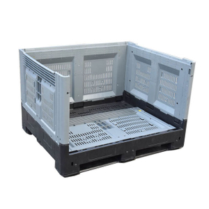 Hygenic Folding Plastic Pallet Box