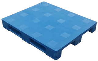 Smooth Surface Flat Top Plastic Pallet